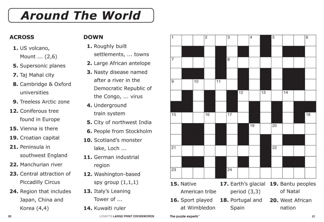 Crosswords Printable Crossword Puzzle Maker Online Free To Print - Printable Puzzles Maker