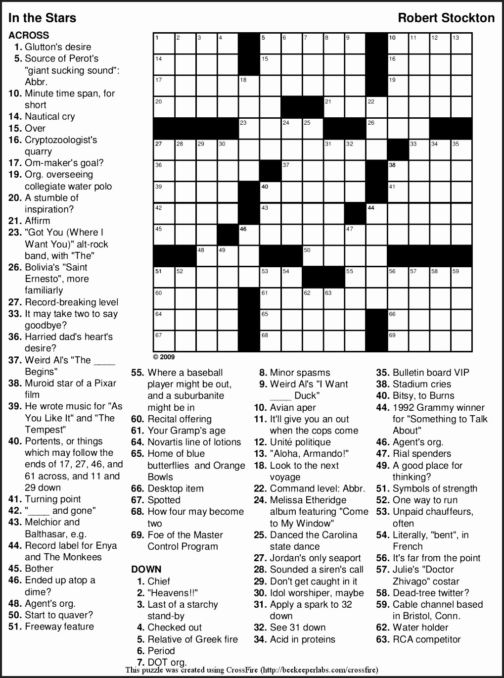 Crosswords To Print Amp Crossword Puzzles Free Line Printable Themed - Christmas Themed Crossword Puzzles Printable
