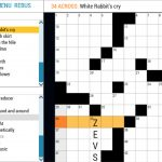 Daily Cryptic Crossword Puzzles For You To Play Now!   Printable Marathi Crossword Puzzles Download