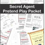 Detective Puzzle For Kids   Free Printable   Growing Play   Printable Puzzle Packet