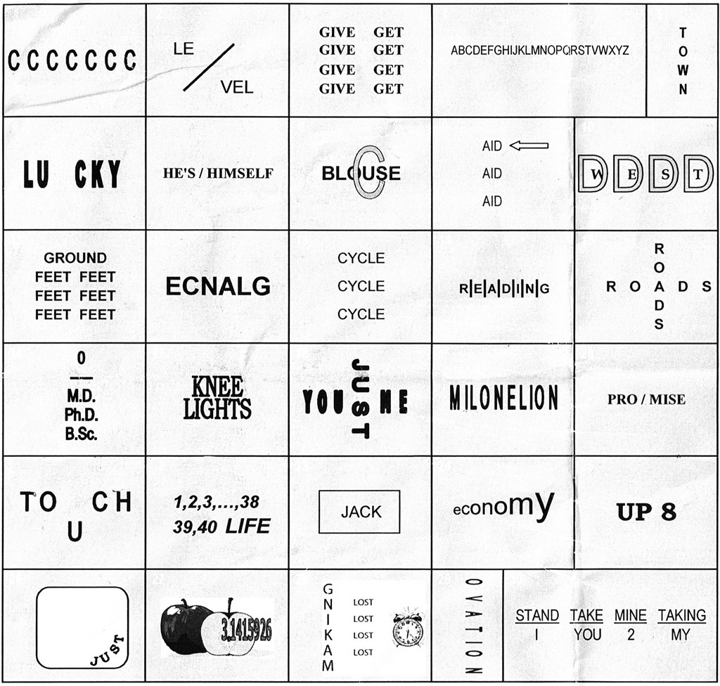 Dingbats Answered | Tablequiz - Printable Dingbat Puzzles With Answers