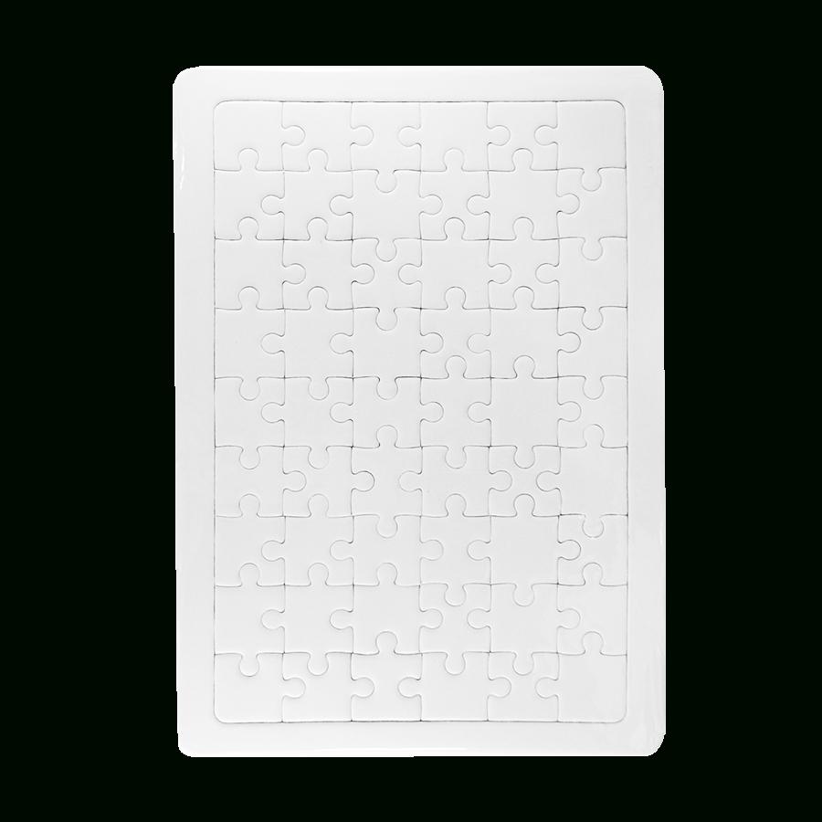 Diy Blank Printable Puzzles – All American Mfg & Supply Co. - Printable Diy Puzzle