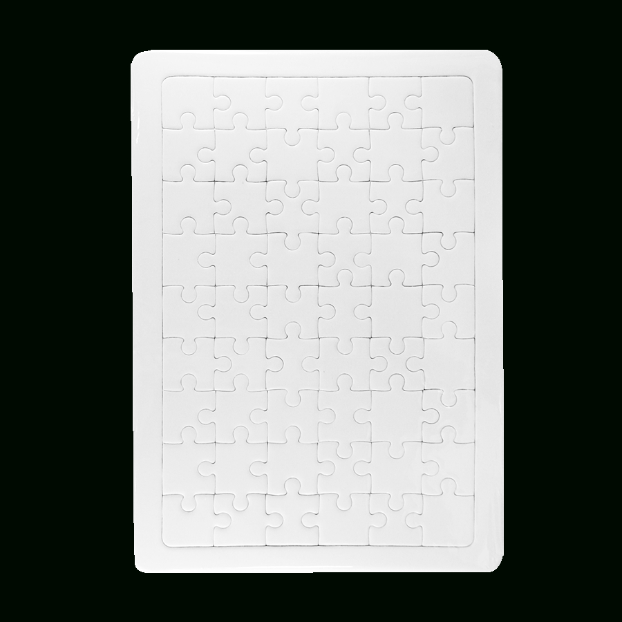 Diy Blank Printable Puzzles – All American Mfg & Supply Co. - Printable Puzzle Paper