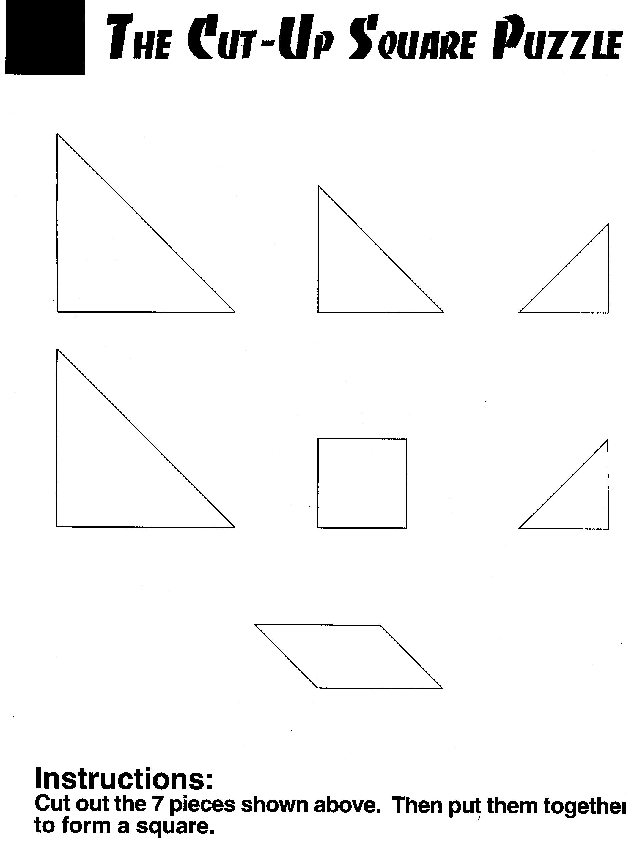 Diy Puzzles | Puzzles.ca - T Puzzle Printable