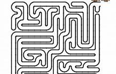 Duplo Farm Puzzle Maze. Free Printable | Lego Fun Stuff | Maze – Printable Paper Puzzles