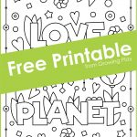 Earth Day Puzzle Packet   Your Therapy Source   Printable Puzzle Packet