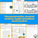 Earth Day Puzzles | Earth Day Activities | Pinterest | Earth Day   Printable Pencil Puzzles