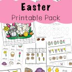 Easter Activities For Toddlers And Preschool Printables   Fun With Mama   Printable Puzzles Preschool