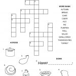 Easy Crossword Puzzles For Kids Kids Crossword Puzzles Easy   Printable Crossword Puzzles For Grade 7