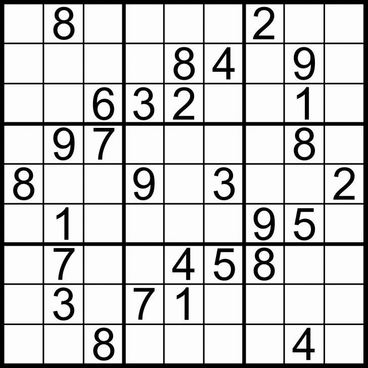 Sudoku Puzzles Printable 6X6