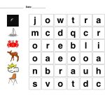 Easy Printable Word Searches With Pictures! Lots Of Other Free   Free Printable Puzzle Games
