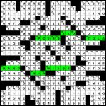 "Evan Birnholz's Oct. 28 Post Magazine Crossword, ""Ghostwriters   La Times Printable Crossword Puzzles October 2018"