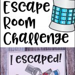 Executive Functioning Escape Room Activity | Cool Stuff From The   Printable Escape Room Puzzle