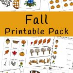 Fall Theme Activities For Kids   Fun With Mama   Printable Puzzles For Toddlers