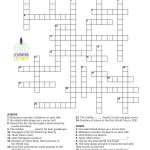 Fifth Grade Crossword Puzzles Printable – Orek   5Th Grade Crossword Puzzles Printable