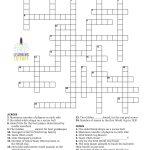 Fifth Grade Crossword Puzzles Printable – Orek   Printable Crossword Puzzles Grade 5