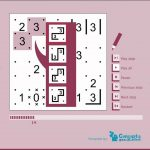 Free And Printable 66 Slitherlink Puzzles To Train Your Brain   Printable Hitori Puzzles