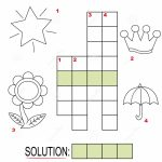 Free Crosswords For Kids Under Nine | Kiddo Shelter   Printable Crosswords For 6 Year Olds