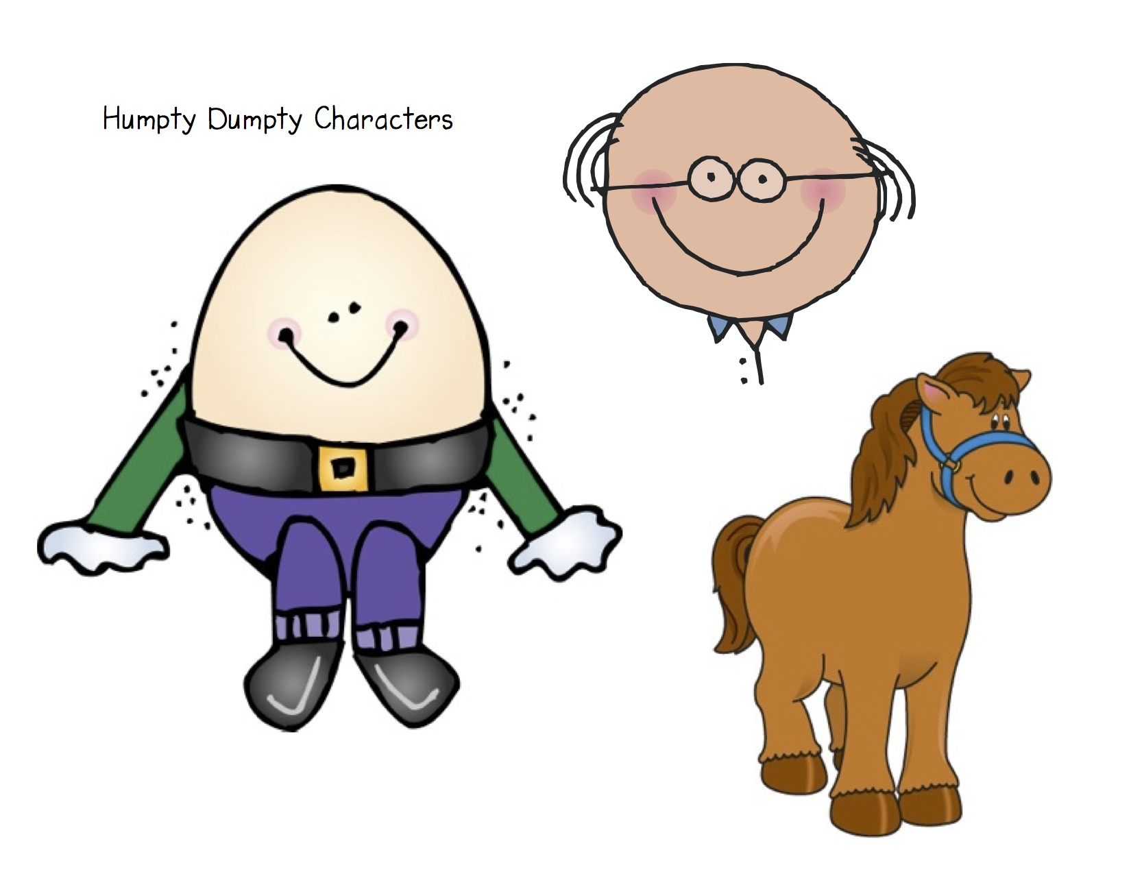 Free Humpty Dumpty Cliparts, Download Free Clip Art, Free Clip Art - Printable Humpty Dumpty Puzzle