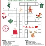 Free Printable Crossword Puzzles For Kids State Capitals Crossword   Printable Crossword Puzzle For 4Th Graders