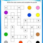 Free Printable Crosswords With Top 10 Benefits For Our Kids   Free Printable Crossword Puzzles For Kids