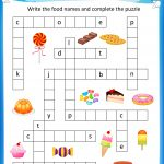 Free Printable Crosswords With Top 10 Benefits For Our Kids   Recycling Crossword Puzzle Printable