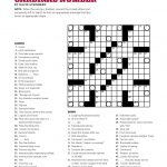 Free Printable Daily Crossword Puzzles (82+ Images In Collection) Page 1   Printable Pokemon Puzzles
