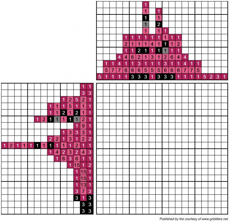 Printable Hanjie Puzzles Free