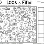 Free, Printable Hidden Picture Puzzles For Kids   Printable Puzzles For 6 Year Olds