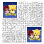 Free Printable Pokemon Party Game And Pen And Paper Activity | Free   Printable Pokemon Puzzles