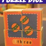 Free Printable Puzzle Dice For Preschoolers   Pk1Homeschoolfun   Printable Puzzles Preschool