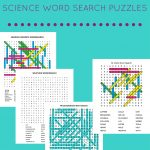 Free Printable Science Word Search Puzzles   Printable Energy Puzzle