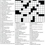Free Printable Themed Crossword Puzzles – Myheartbeats.club   Free Online Printable Crossword Puzzles