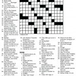 Free Printable Themed Crossword Puzzles – Myheartbeats.club   Free Printable Themed Crossword Puzzles Halloween