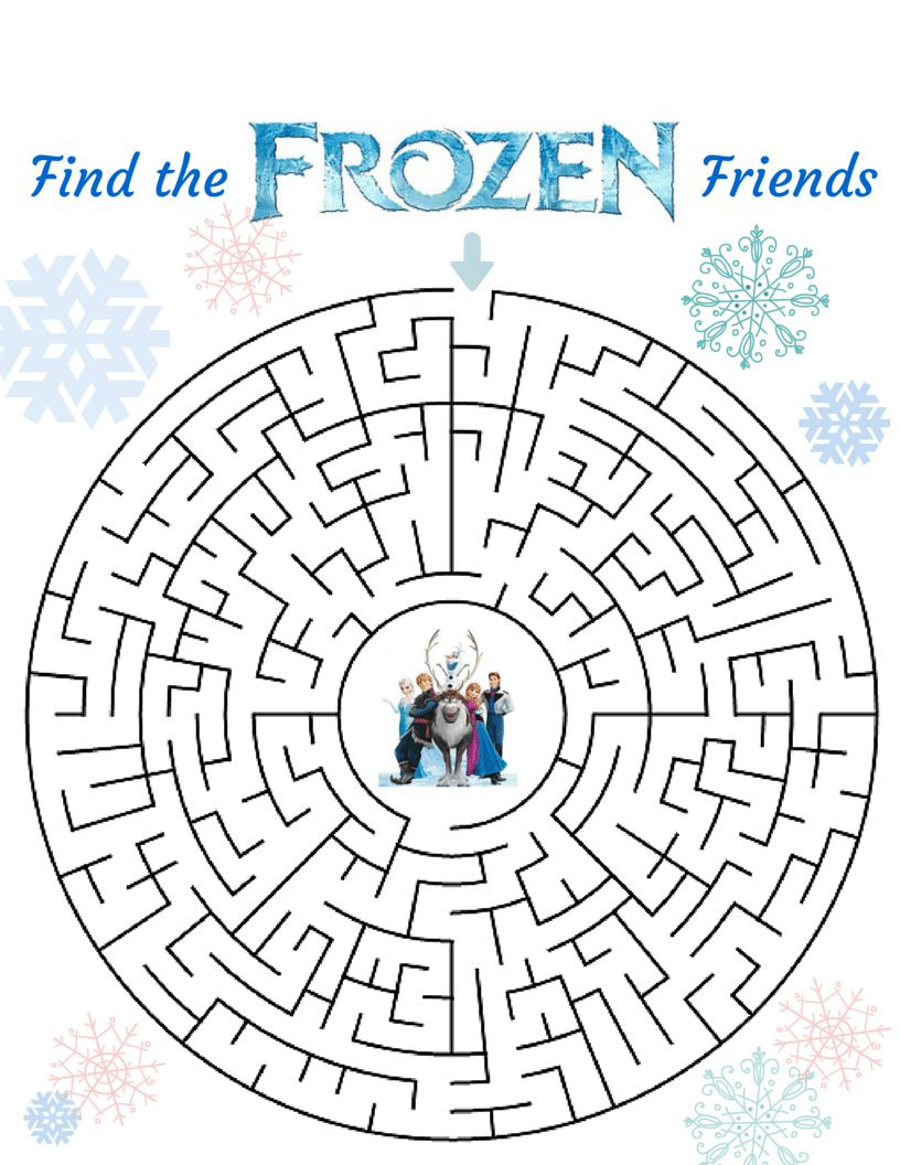 Free Printable Travel Games For Kids - Printable Puzzle Games For Kindergarten
