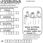 Free Printable Word Jumble Puzzles For Adults Printable Word Jumble   Printable Jumble Puzzles