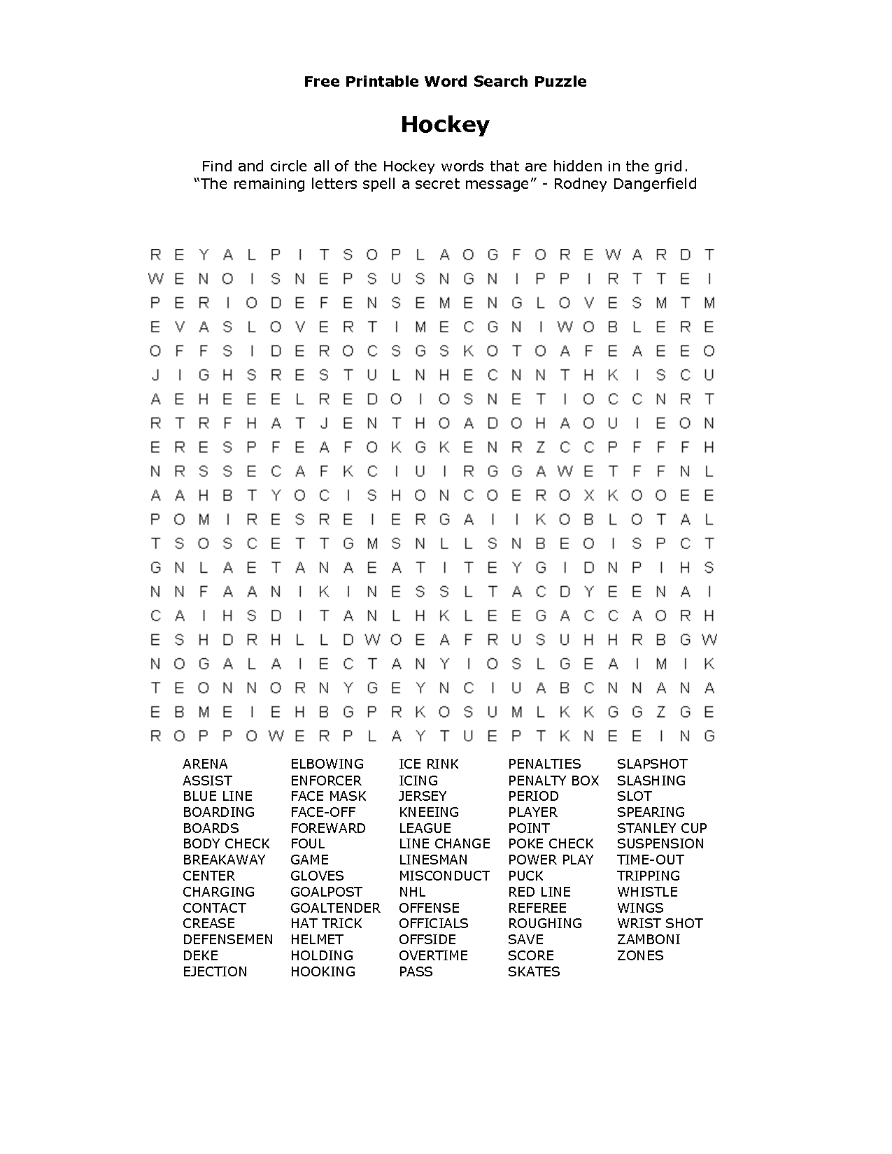 Free Printable Word Searches | Kiddo Shelter - Free Printable Puzzle Worksheets