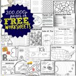 Free Worksheets   200,000+ For Prek 6Th | 123 Homeschool 4 Me   Printable Puzzles For 5 7 Year Olds