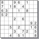 Free&easy Printable Sudoku Puzzles   Sudoku   Sudoku Puzzles, Games   Printable Sudoku Puzzles Krazydad