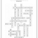 Geometry Crossword Puzzles   Yapis.sticken.co   Algebra 2 Crossword Puzzles Printable