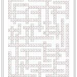 Geometry Vocabulary Crossword | Geometry Worksheets, Activities   Geometry Vocabulary Crossword Puzzle Printable