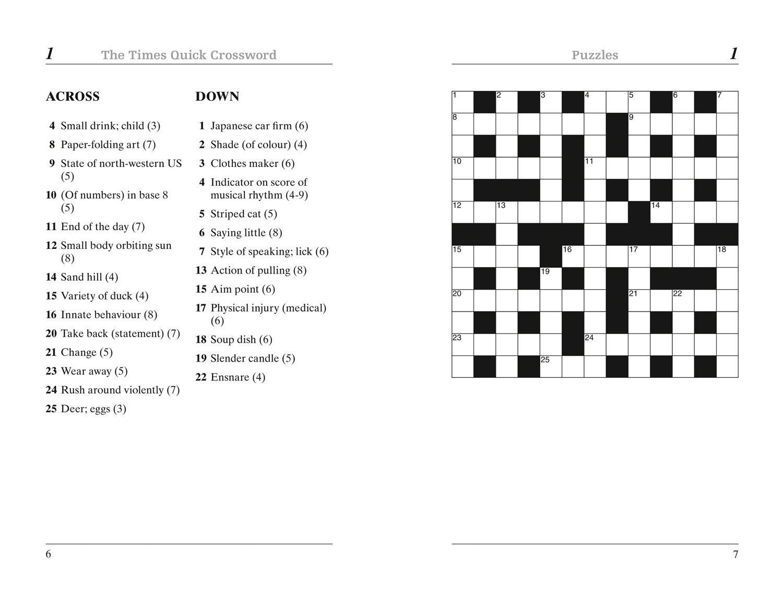 Golf Term Crossword Clue Elegant The Times Quick Crossword Book 19 - Free Printable Quick Crossword Puzzles