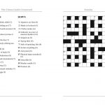 Golf Term Crossword Clue Elegant The Times Quick Crossword Book 19   Printable Golf Crossword Puzzles