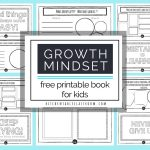 Growth Mindset For Kids Printable Book  Growth Mindset Activities   Printable Buzzword Puzzles