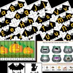 Halloween Puzzles Preschool Activity Pack   Fun With Mama   Printable Puzzles Preschool