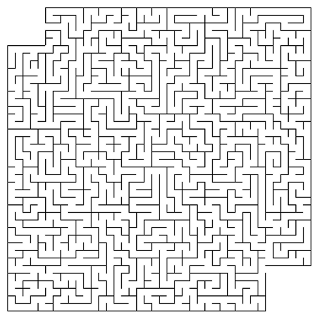 Hard Mazes | Puzzles And Games | Maze Puzzles, Printable Mazes, Maze - Printable Puzzles Mazes