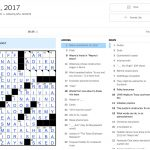 How I Mastered The Saturday Nyt Crossword Puzzle In 31 Days   Printable Lexicon Puzzles