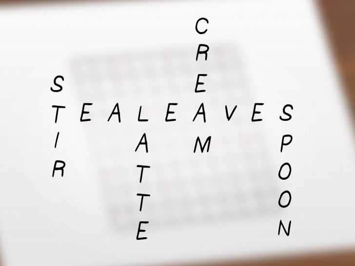 Create Own Crossword Puzzles Printable