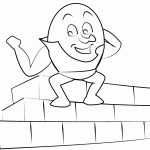 Humpty Dumpty Coloring Page | Free Printable Coloring Pages   Printable Humpty Dumpty Puzzle