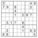 Images: Free Printable Sudoku Puzzles 6X6,   Best Games Resource   Sudoku Puzzles Printable 6X6